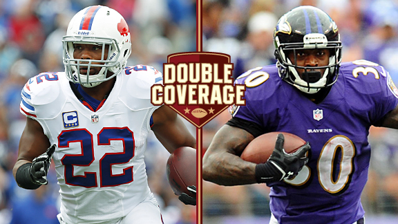 Double Coverage: Ravens at Bills