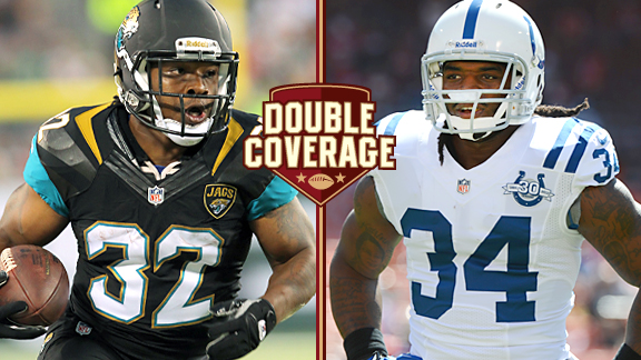Double Coverage: Colts at Jaguars