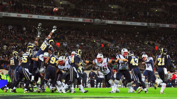 The NFL has used annual games in London to iron out logistical issues for a potential European team.