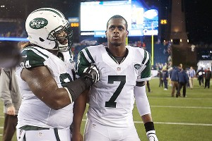 Damon Harrison, Geno Smith