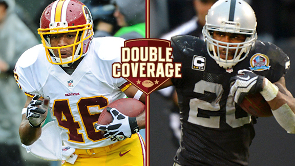 Double Coverage: Redskins at Raiders