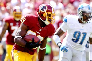 Washington's Pierre Garcon