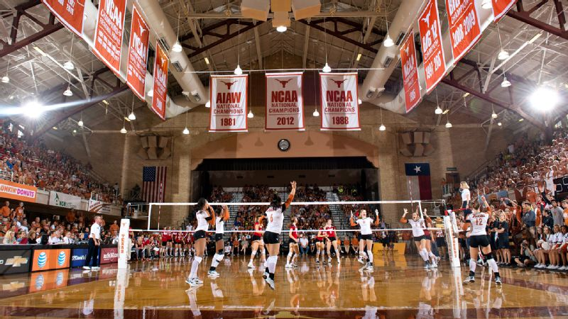 The 2012 championship banner is up over the volleyball court, but the Longhorns need to move past last year to win another title in 2013.