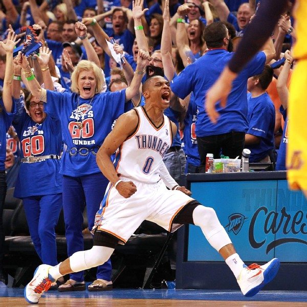 Epic Workout Monster Highlights: Russell Westbrook Stats, News, Videos, Highlights