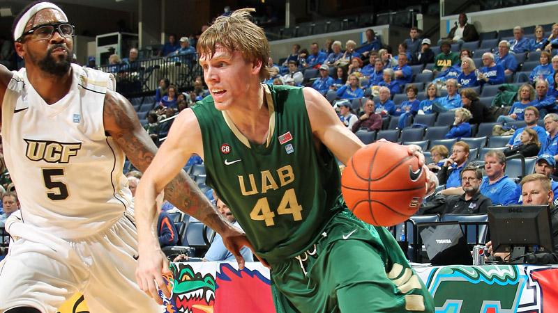 UAB Blazers mens basketball