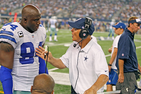 """Lightening"" Rod Marinelli named Dallas Cowboys new Defensive Coordinator"