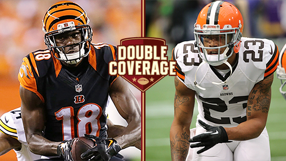 Double Coverage: Bengals at Browns