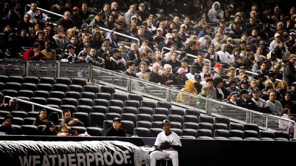 Yankees Seats