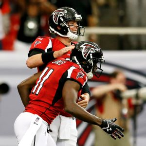 Matt Ryan, Julio Jones