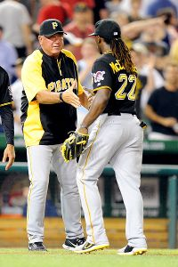 Clint Hurdle, Andrew McCutchen