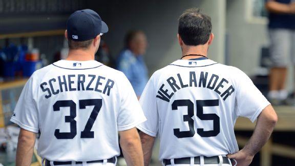 Max Scherzer and Justin Verlander