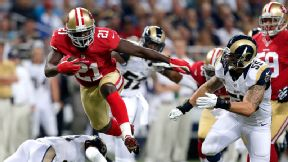 Frank Gore, James Laurinaitis