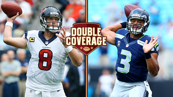 Double Coverage: Seahawks at Texans
