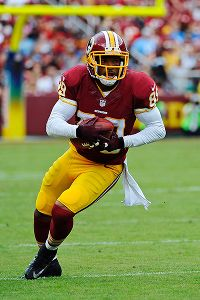 Friday Conversation: Santana Moss