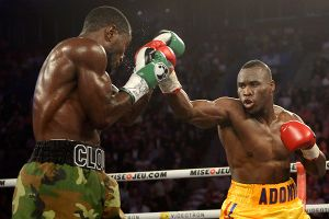 Adonis Stevenson, Tavoris Cloud