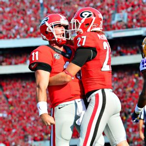 Aaron Murray, Rhett McGowan