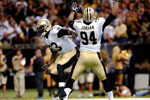 Junior Galette and Cameron Jordan