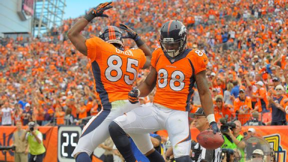 Virgil Green Demaryius Thomas
