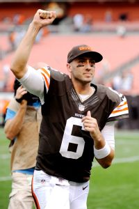 Cleveland's Brian Hoyer