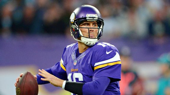 Vikings at home in London, and with Cassel