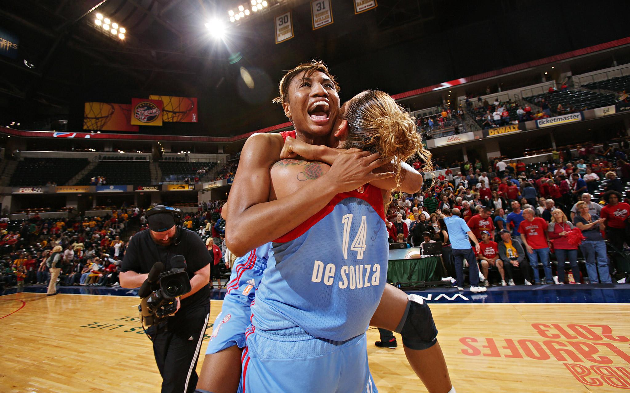 WNBA Eastern Conference Finals