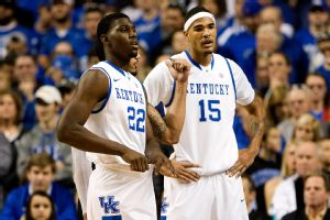 Alex Poythress, Willie Cauley-Stein