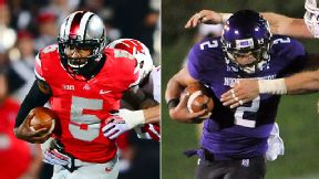 Braxton Miller and Kain Colter