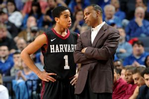 Tommy Amaker and Sivani Chambers