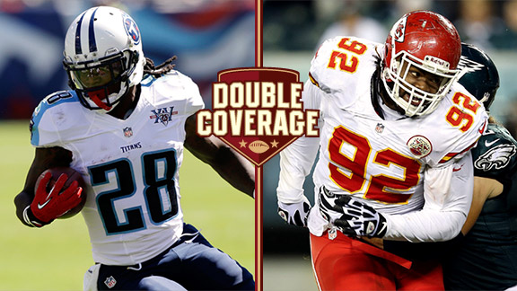 Chris Johnson, Dontari Poe