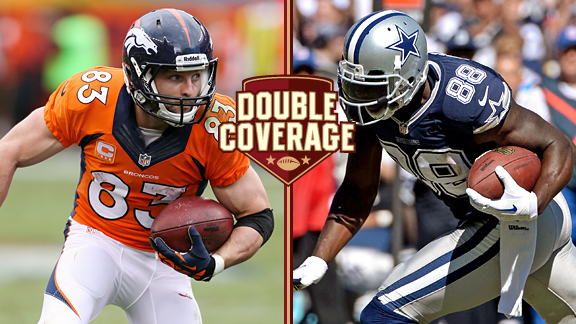 Double Coverage: Broncos at Cowboys