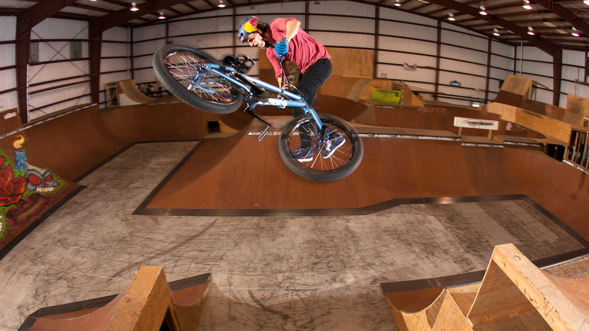 Dhers, Tailwhip transfer