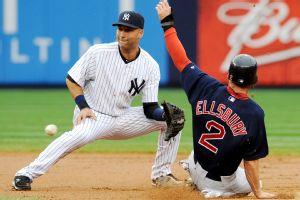 Jeter Ellsbury Yankees Medias Rojas
