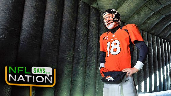 NFLN Says: Peyton Manning's kryptonite