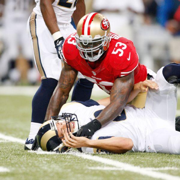 Denver Broncos Vs Detroit Lions Live Score Highlights And: Navorro Bowman Hurt