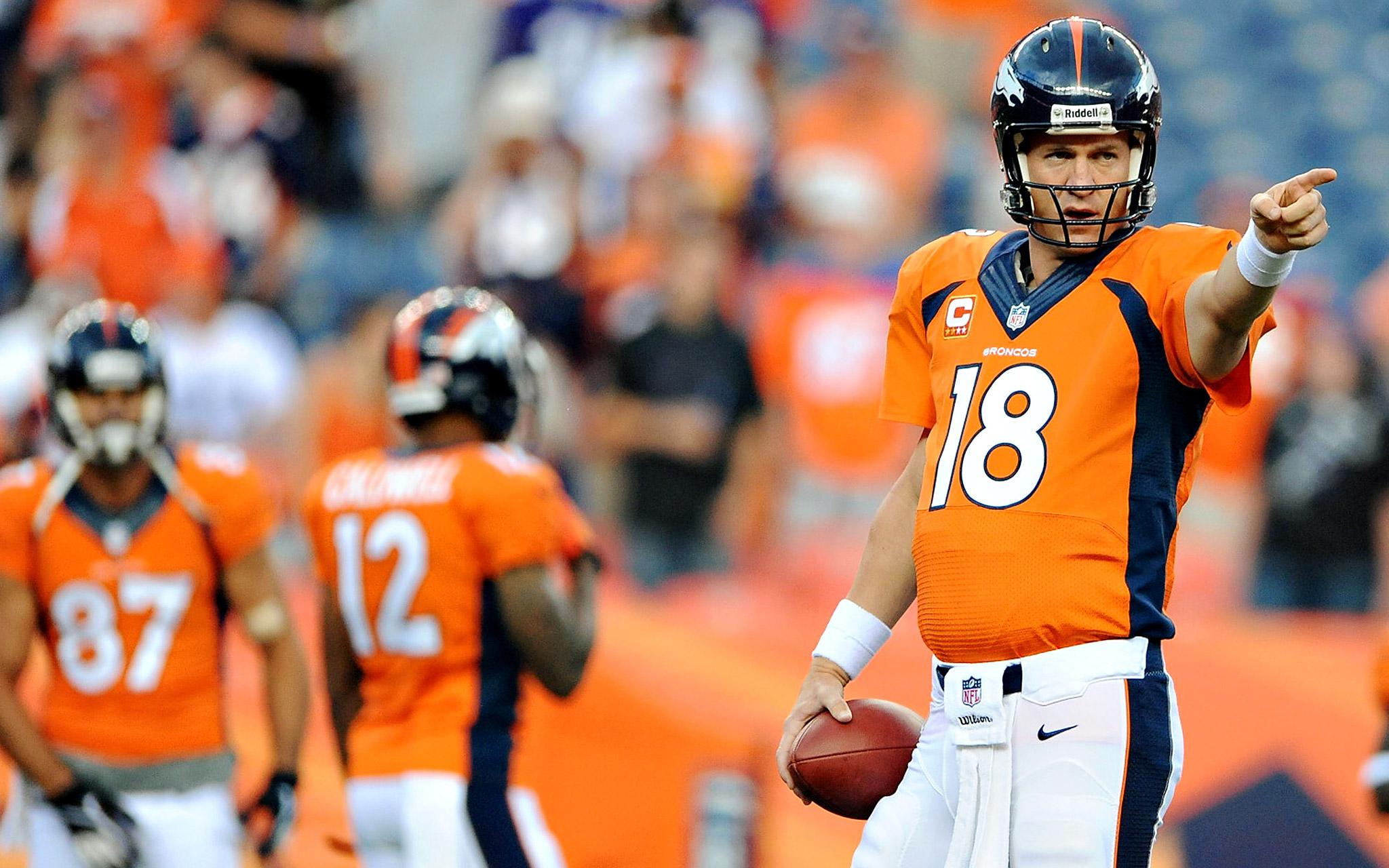 Top 10 NFL Quarterback Seasons - ESPN