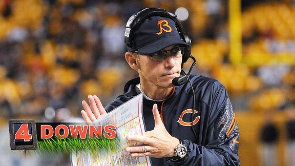 Four Downs: How good are 3-1 Bears?