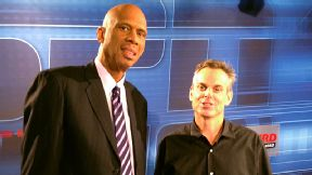 Kareem-Abdul Jabbar and Colin Cowherd