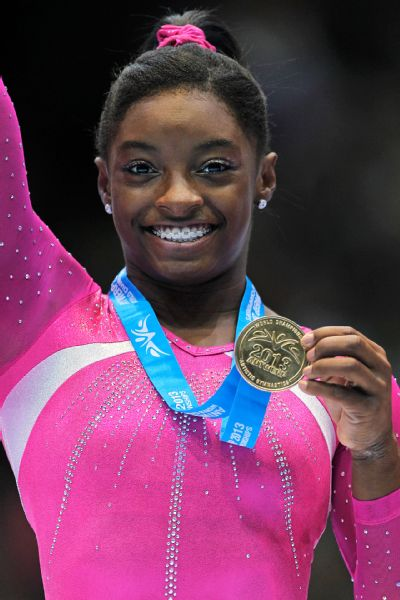 Simone Biles' parents on racist comment: 'Really out of line' - ESPNsimone biles