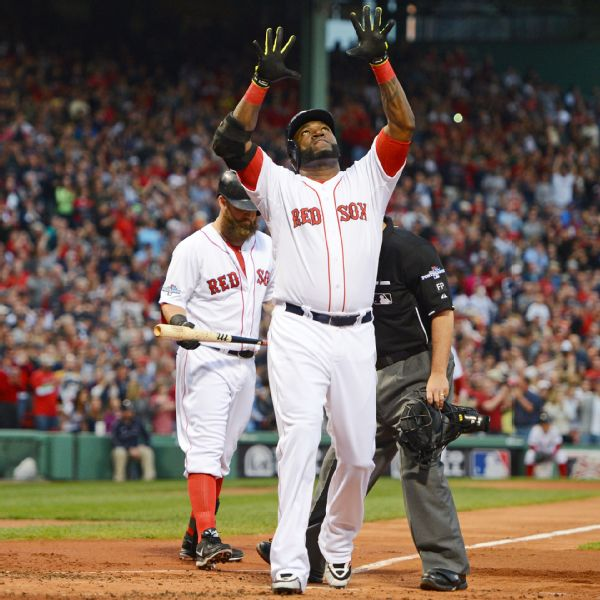 2013 ALDS -- David Ortiz hits two homers as promised in ...