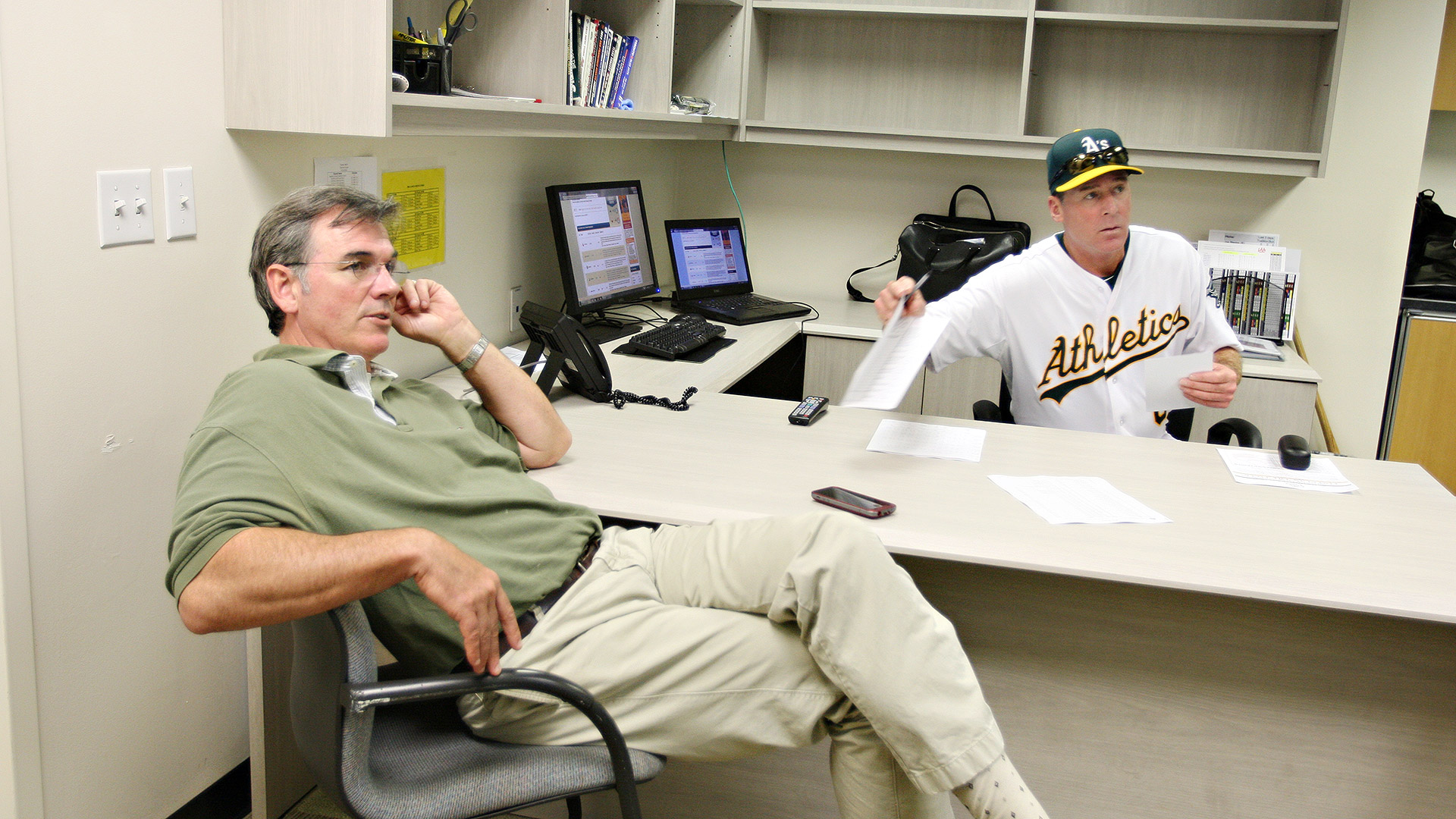 billy beane and paul depodesta relationship