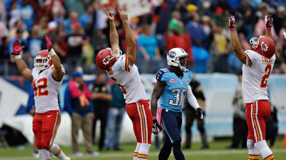 Fourth quarter is again the Chiefs' domain