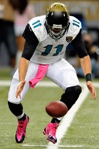 Time running out for Blaine Gabbert
