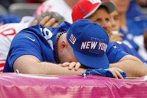 New York Giants fan