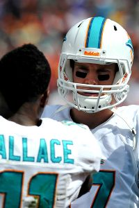 Ryan Tannehill and Mike Wallace