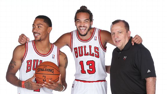 5-on-5: Chicago Bulls 2013-14 preview
