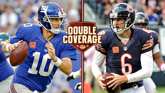 Double Coverage: Giants at Bears