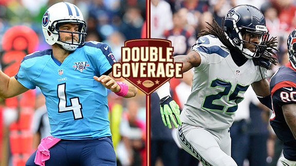 Double Coverage: Titans at Seahawks