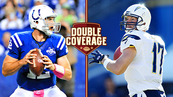 Double Coverage: Colts at Chargers