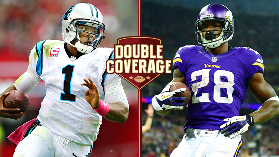 Double Coverage: Panthers at Vikings