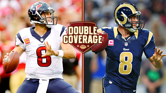 Double Coverage: Rams at Texans